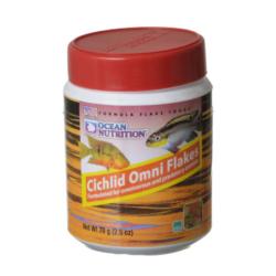 Cichlid omni flakes 70g