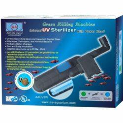 12V 24W UV PL Sterilizer hreinsidæla