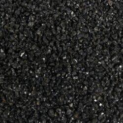 AQUARIUM GRAVEL BLACK 1-3mm - 9kg