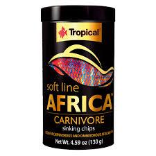 Africa carnivoure fiskamatur