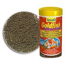 Tetra goldfish color sticks