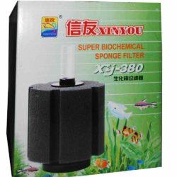 Xy 380 svamp filter