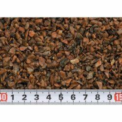 fiskabúrasandur vega red 2-4 mm